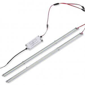 Magnetic LED Troffer Retrofit Strip Kits